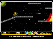 Space Dude game