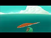 Vea dibujos animados gratis Big Ocean and Chinese Crabapple