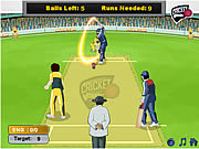 Cricket Rivals game