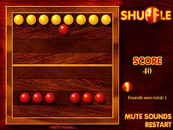 Shuffle game