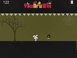 Cute Rabbit Adventure game