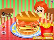 Deluxe Hamburgers game