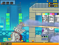 Rubble Trouble Tokyo game