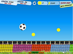 Football Launch game