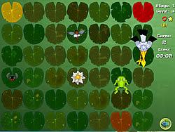 Frogs vs Storks game