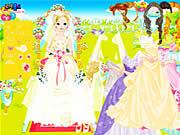 Dress Up Bride game