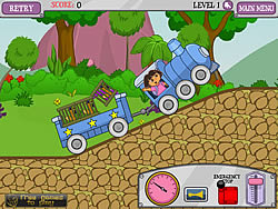Dora Train Express Game game