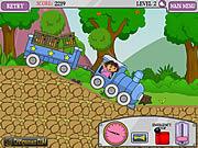 Dora Train Express Game game