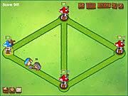 Hedgehog War game