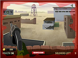 Lone Soldier game