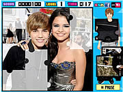Play Justin bieber puzzle set Game