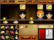 Taco Bar game