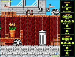 Jogar jogo grátis Chip and Dale Rescue Ranger