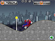 Spiderman Motobike game