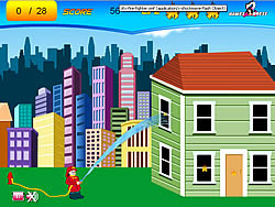 City Firefighter game