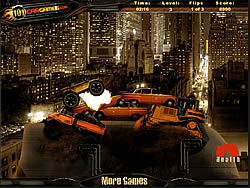 Rusty Racer game