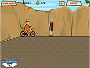juego Naruto Bike