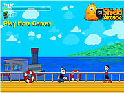 Popeye Time Attack game