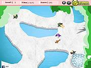 Penguin Skating 2 game