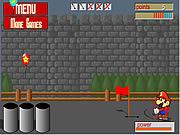 Mario Arrow game
