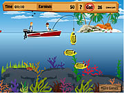 Ben 10 Fishing Pro game