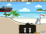 שחקו במשחק בחינם Navy vs Army