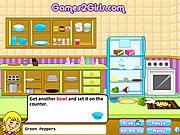 Play Kiddie kitchen 4 Game