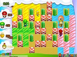 Mario Bomber 4 game