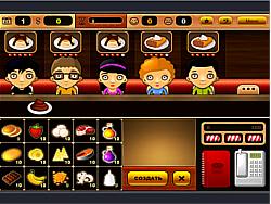 Pancake Bar game