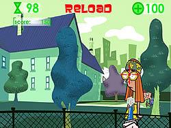 Kabillion Spitball Warrior game