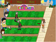 Beauty VS Zohbies game