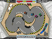 Play Track karting Game