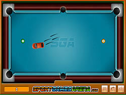 Billiards Drift game