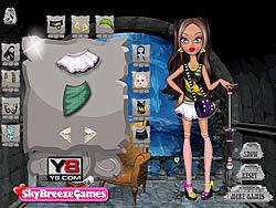 เล่นเกมฟรี Monster High Dolls