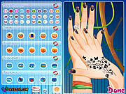 Beautiful Nail Design game