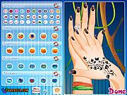 Beautiful Nail Design game