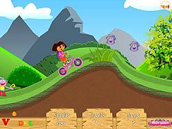 Dora Uphill Ride game