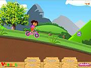 juego Dora Uphill Ride
