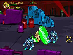 Rodrigues Revenge game
