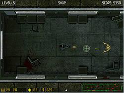 Zombie Train game