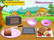 Pound Cake game
