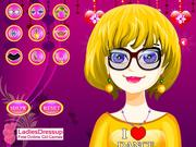 Sweety Girl Makeover game