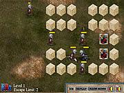 Dark Box Defenders game