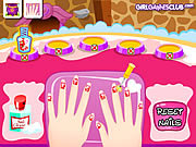 Nail Color Studio game