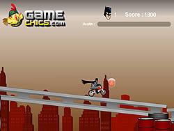 Batman Dead City game