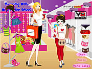 Play Shopping for school Game