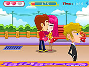 Romantic Kiss Challenge game