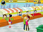 Play Market kiss Game