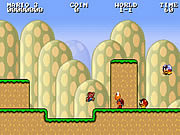 Play Infinite mario in html 5 Game