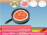 juego Delicious Pizza Cooking